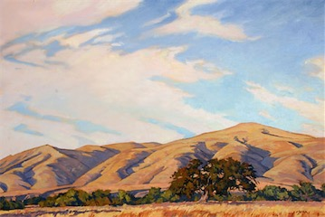 Saving Grace Salinas Valley 24x36