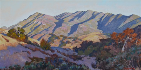 Gaviota Pass Las Cruces 12x24