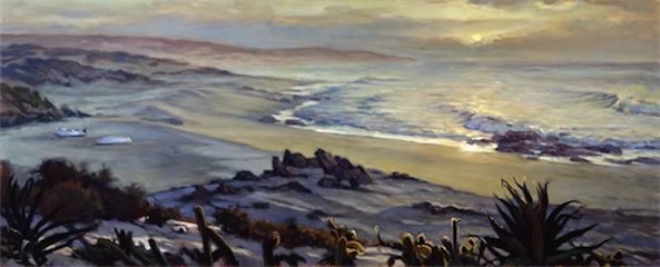 Dawn East Cape 20x48 sold