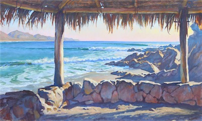 Palapa View 28 x 48 sold