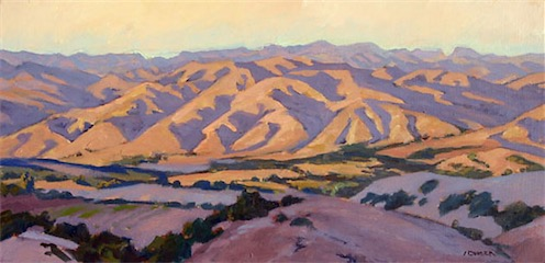 Salinas Valley From Meriams 8x16 sold