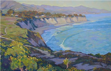 Point Dume30x48 sold